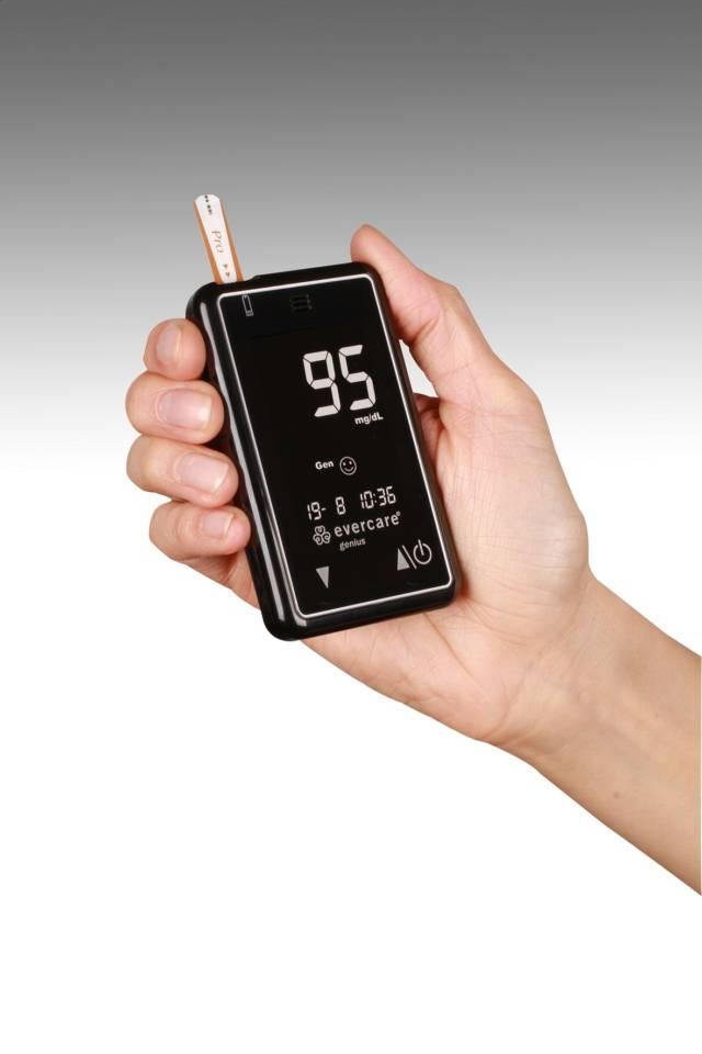 Glukometr Evercare® Genius