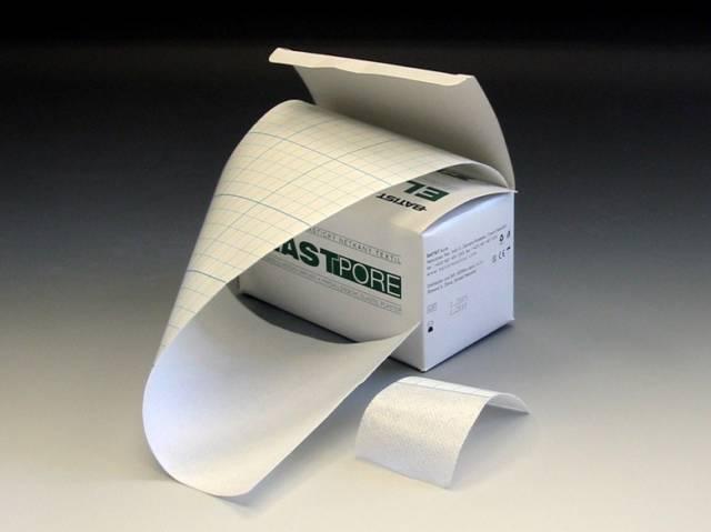ELASTPORE 5cm x 10m przylepiec chirurgiczny elastyczny włókninowy na rolce