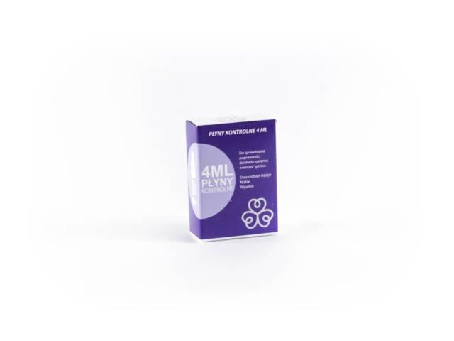 Płyny kontrolne evercare (2x4ml)
