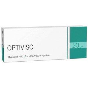 Kwas hialuronowy OPTIVISC 2 ML