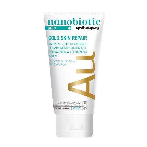 Nanobiotic MED Gold Skin Repair 50ml