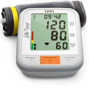 ciśnieniomierz naramienny LD51