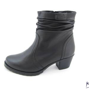 Botki damskie Kosela model 9275 czarne