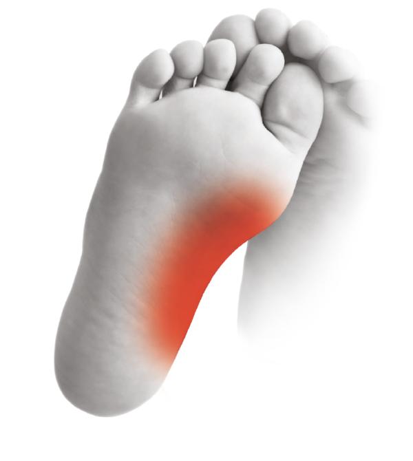 Wkładki ortopedyczne Mazbit CARE KID (IO50)