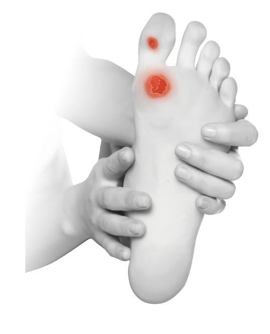 Wkładki ortopedyczne Mazbit DIABETIC (SPACE) IO94