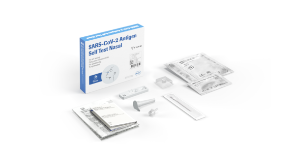 Roche SARS-CoV-2 Antigen Self Test Nasal 5szt.